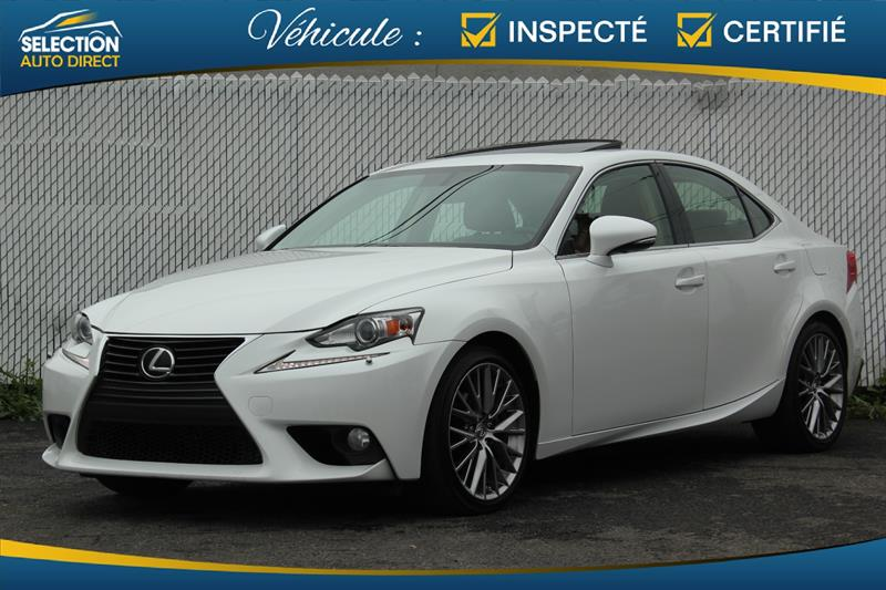 Lexus IS 250 2014 4dr Sdn AWD #S000407