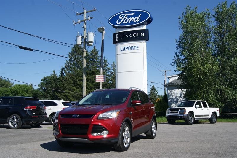 Ford Escape 2014 Titanium #16696A