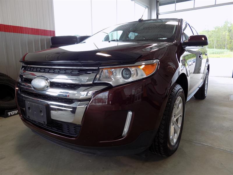 Ford EDGE 2012 SEL FWD GPS/TOIT/CUIR GARANTIE 36 MOIS !!! #17-218A