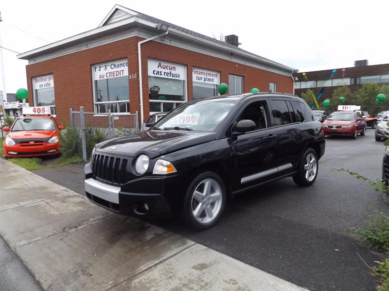 Jeep Compass 2010 4WD 4dr Limited #1803-07