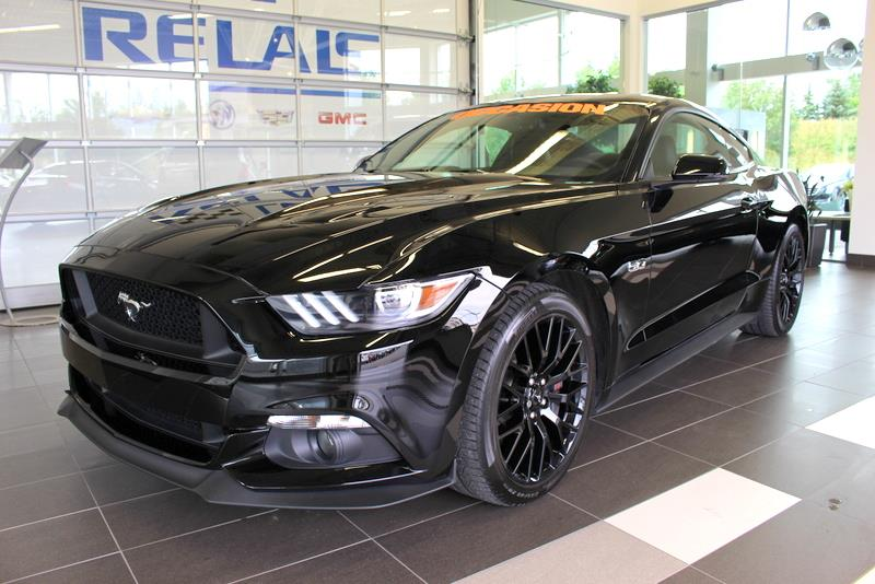 Ford Mustang 2015 GT PREMIUM #C810001A