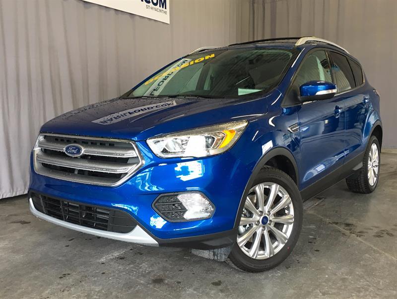 Ford Escape 2017 4WD 4dr Titanium #c6367