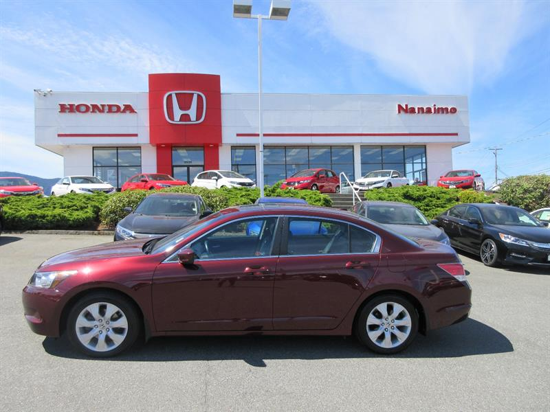 2009 Honda Accord Sedan 4dr I4 Auto EX-L #H3072A