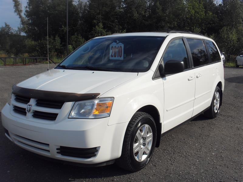 Dodge Grand Caravan 2010 4dr Wgn SE #H7560A
