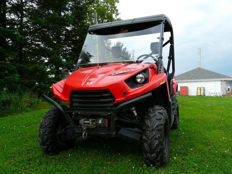 Kawasaki Teryx 750 2011