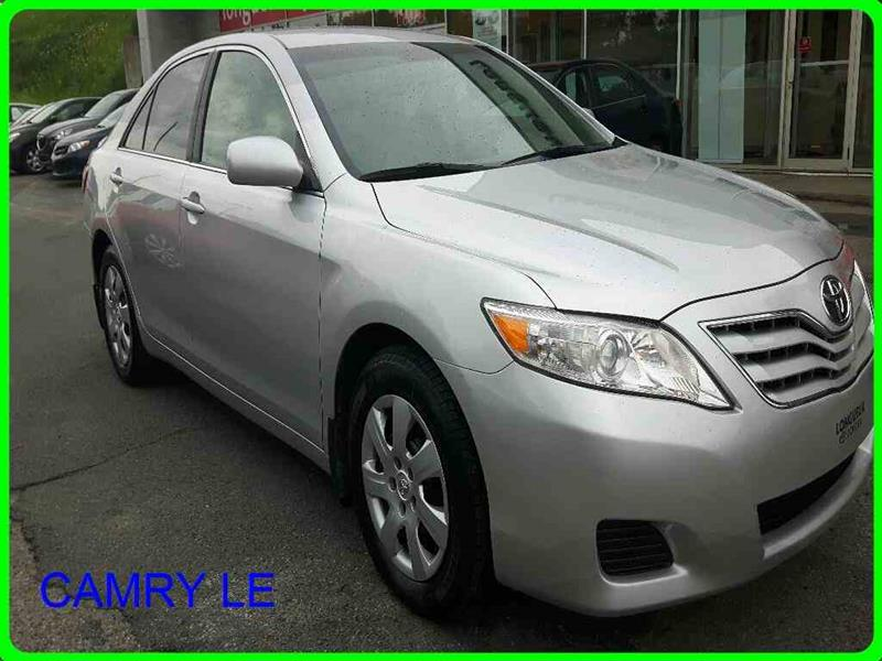 Toyota CAMRY LE 2010 #370816A