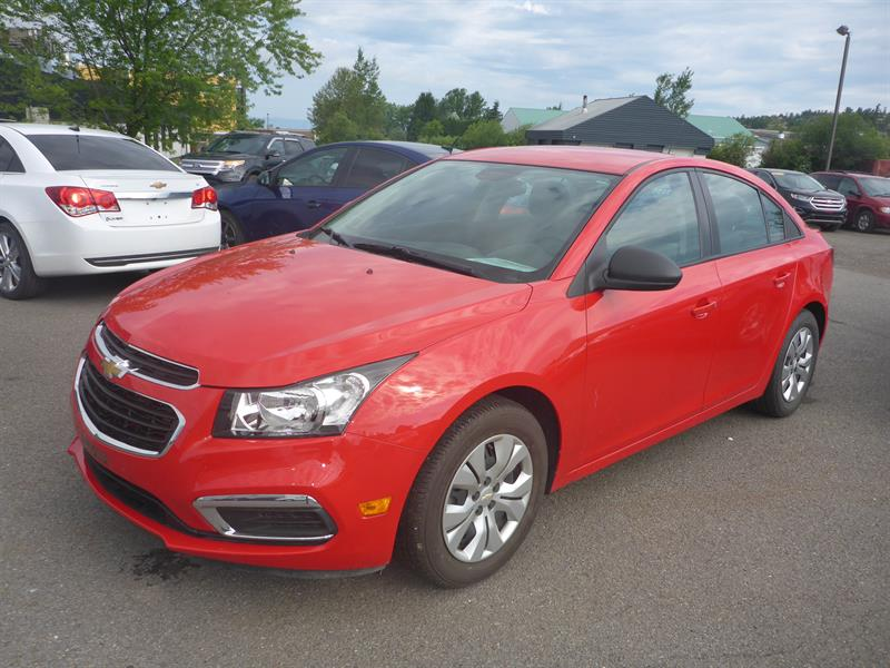 Chevrolet Cruze Limited 2016 LS #2017353B