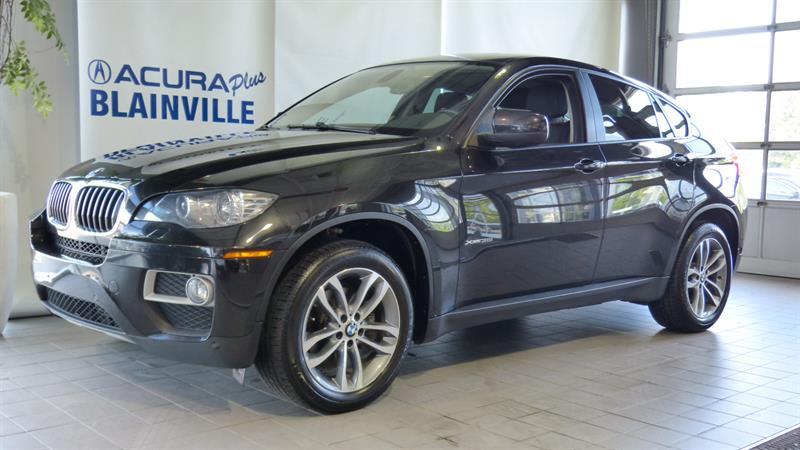 BMW X6 2014 AWD xDrive35i #A77360
