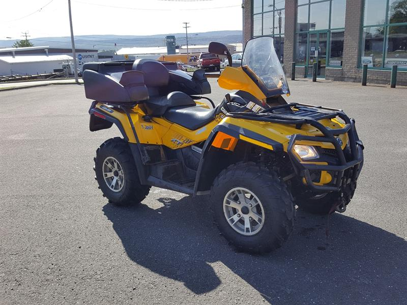 BOMBARDIER CAN-AM OUTLANDER MAX 800 XT 2009