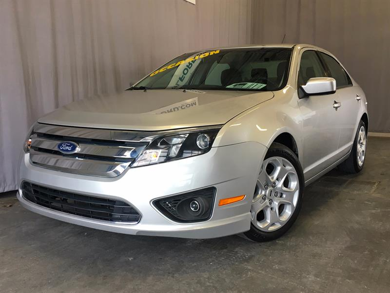 Ford Fusion 2011 4dr Sdn I4 SE FWD #70652a