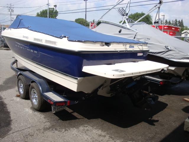 2008 Bayliner DISCOVERY 210 21' CUDDY Used for sale Laval