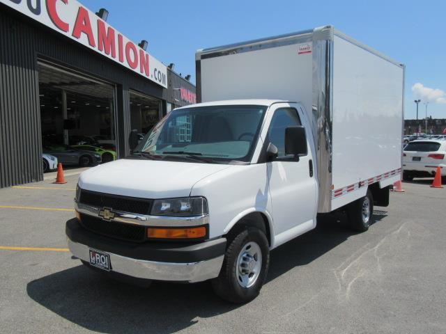 Chevrolet Express 3500 2015 3500 CUBE 12 PIEDS 4.8L V8 #A6177