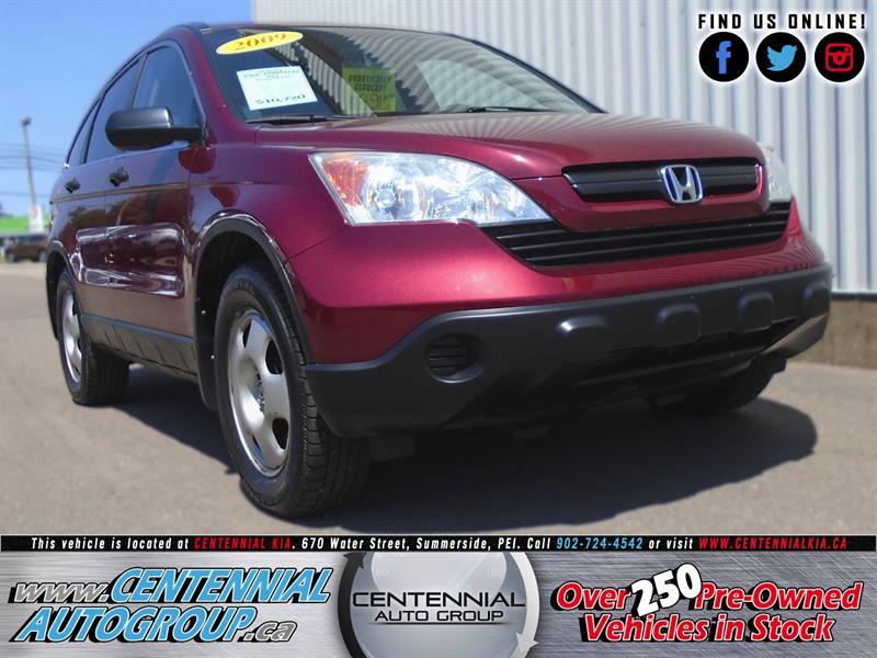 2009 Honda CR-V 4WD 5dr LX #U691A