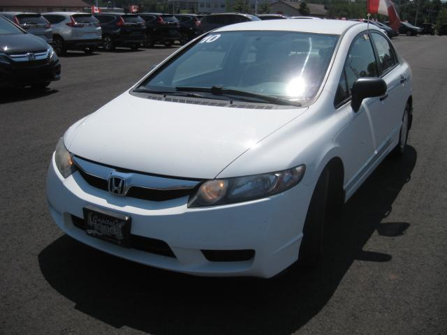 2010 Honda Civic Sedan DX-G #H345A