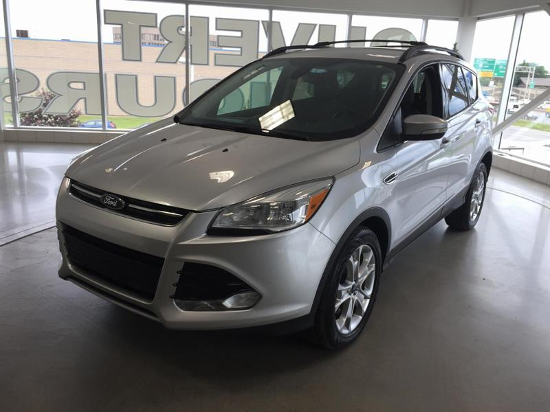 Ford Escape 2013 SEL 4WD #N7089A