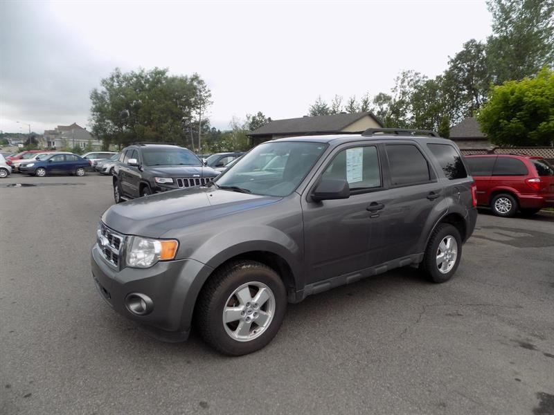 Ford Escape 4WD 2010 XLT I4 #AD3751