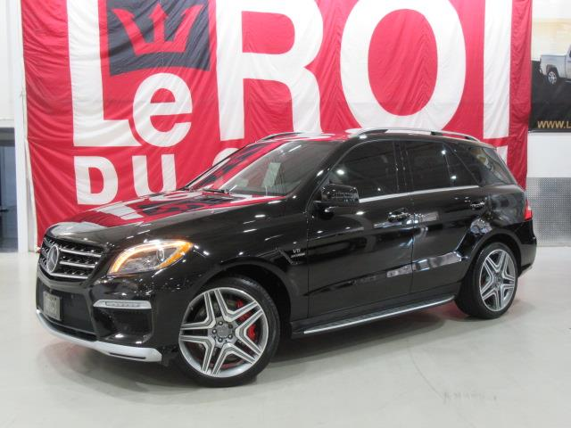 Mercedes-Benz Classe-M 2015 ML63 AMG PERFORMANCE #A6300