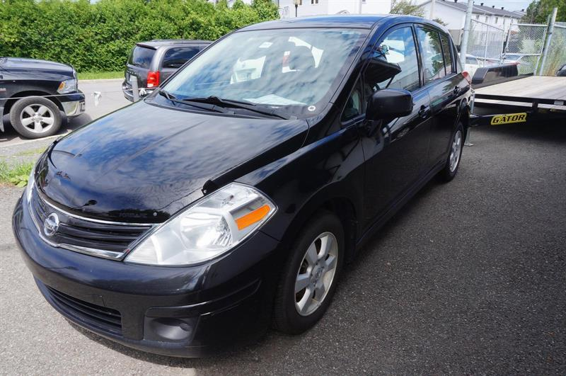 Nissan Versa Hatchback 2012 1.8 SL #17-090