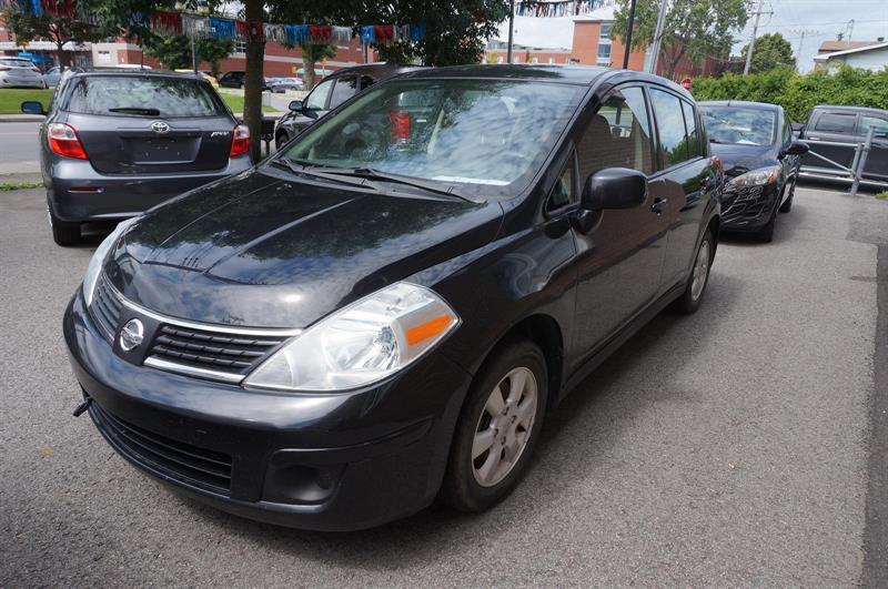Nissan Versa Hatchback 2009 1.8 SL #17-092