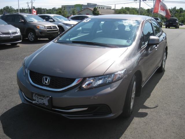 2013 Honda Civic Sedan LX #P1539