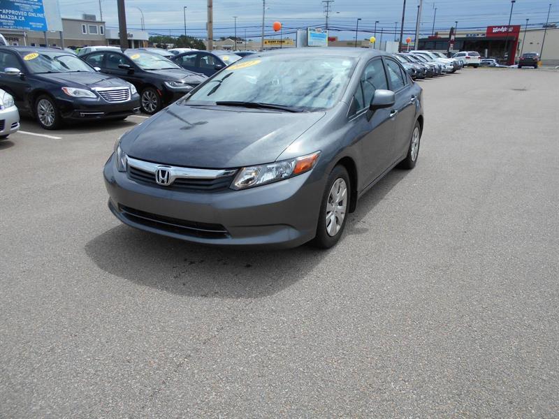 2012 Honda Civic Sedan LX #M17-11A