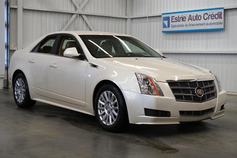 Cadillac CTS 2011 4 (cuir) #H6097