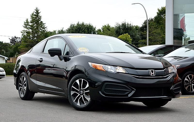 Honda Civic Coupe 2014 EX #U-0747