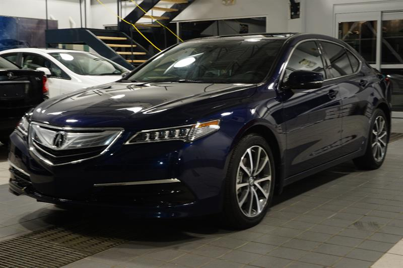 Acura TLX 2015 V6 Ensemble Technologique #C832