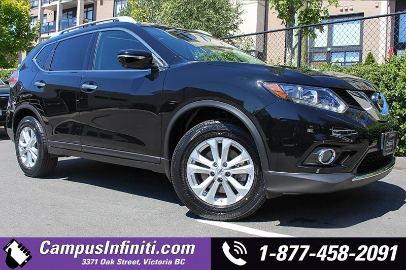2015 Nissan Rogue Family and Tech Package SUV #B0602
