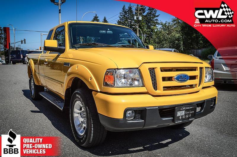 2007 Ford Ranger Sport SuperCab 126 - 4.0L #CWL7947M