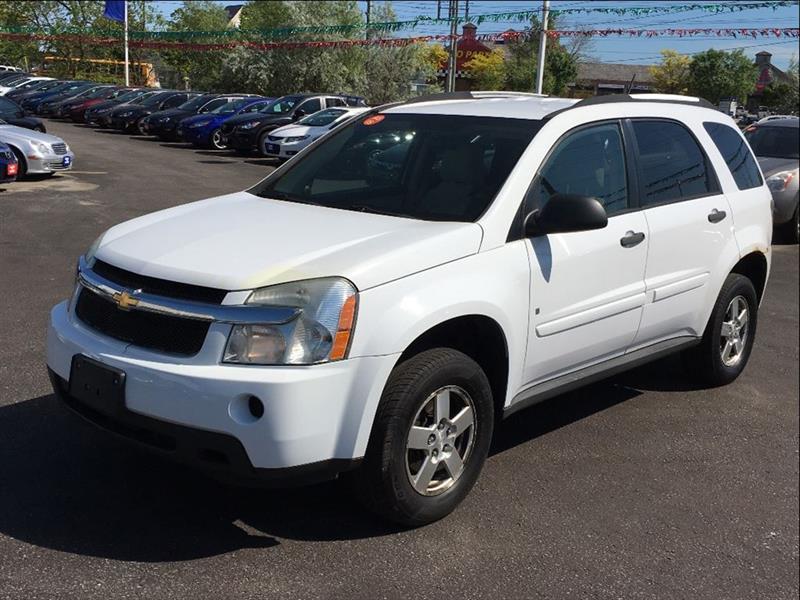 2007 Chevrolet Equinox LS #17-646AB