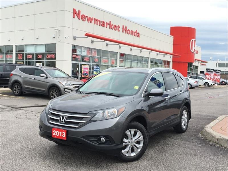 2013 Honda CR-V Touring #17-1182A