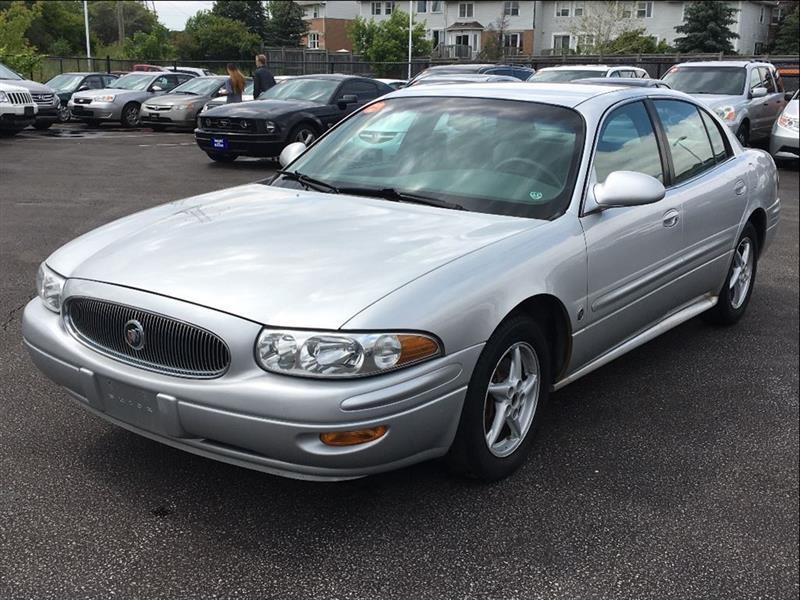 2003 Buick Lesabre Custom #17-1051A