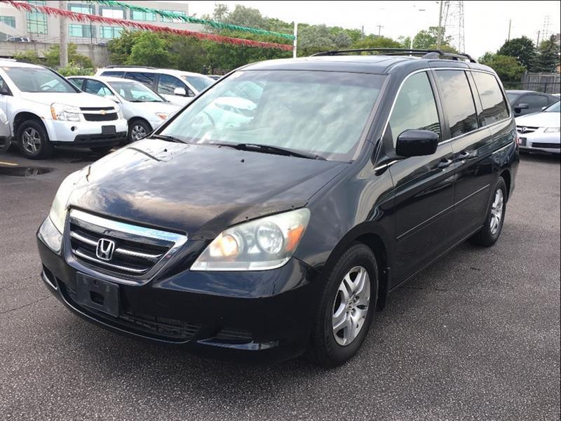 2007 Honda Odyssey EX-L #17-1072AB
