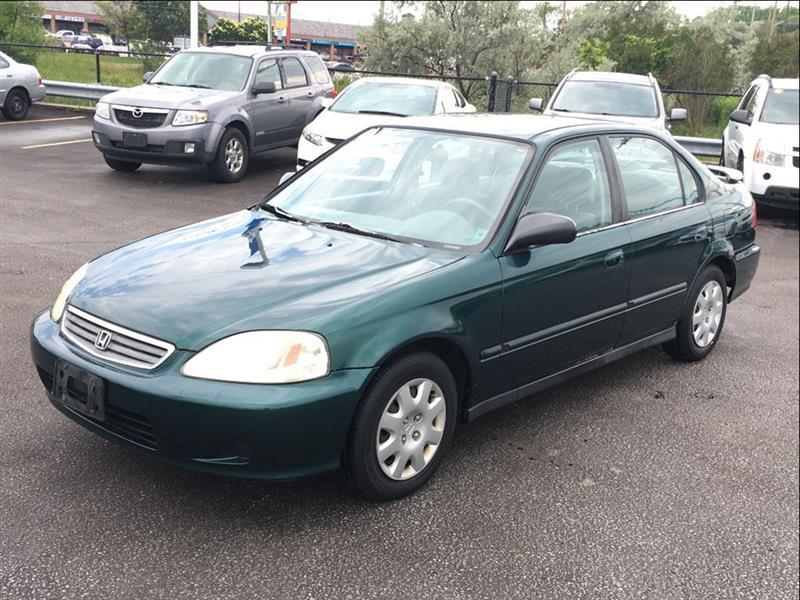 1999 Honda Civic Special Edition #17-1105AB