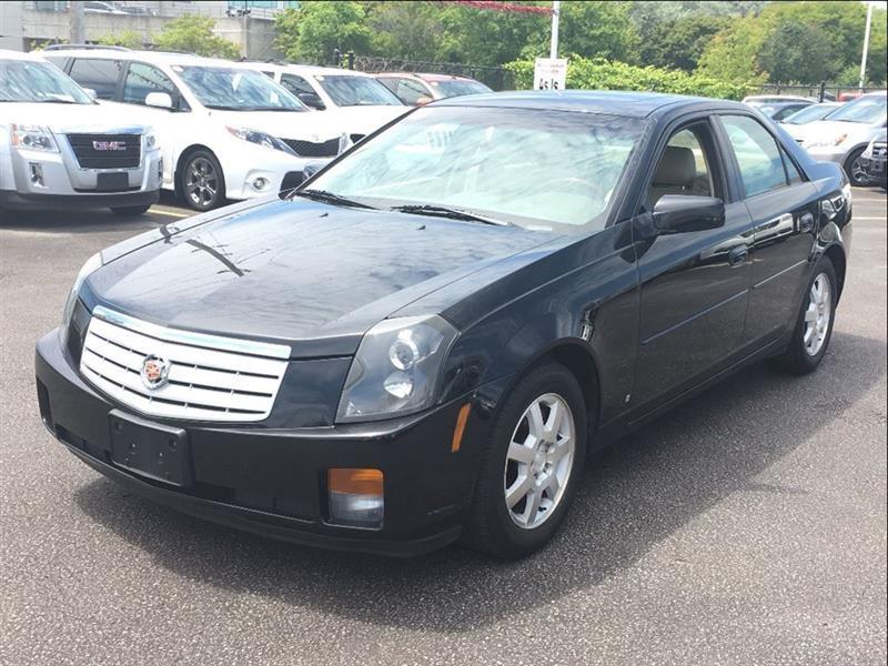 2006 Cadillac CTS 3.6L #17-1243A