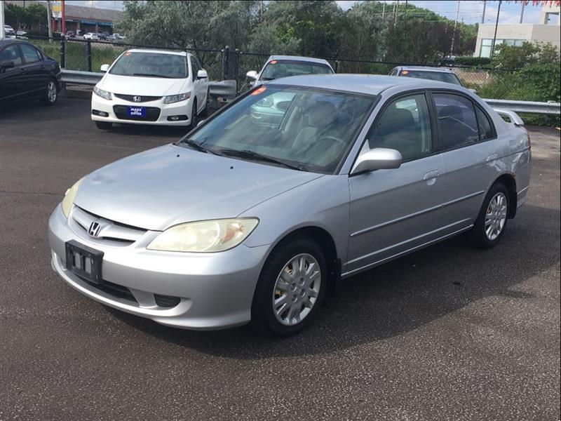 2004 Honda Civic LX #17-1191A