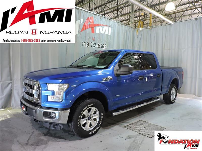 Ford F-150 2016 XLT SUPER CREW MAGS #92858A