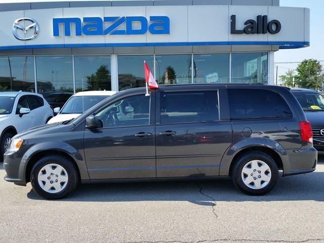 2012 Dodge Grand Caravan SE *ONE OWNER/STOW&GO* #P-2346