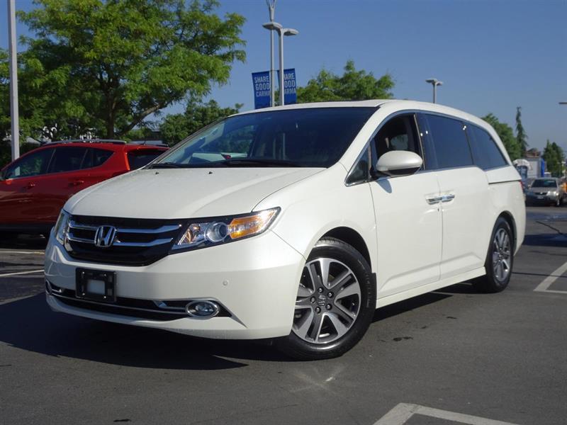 2016 Honda Odyssey Touring #LH7647