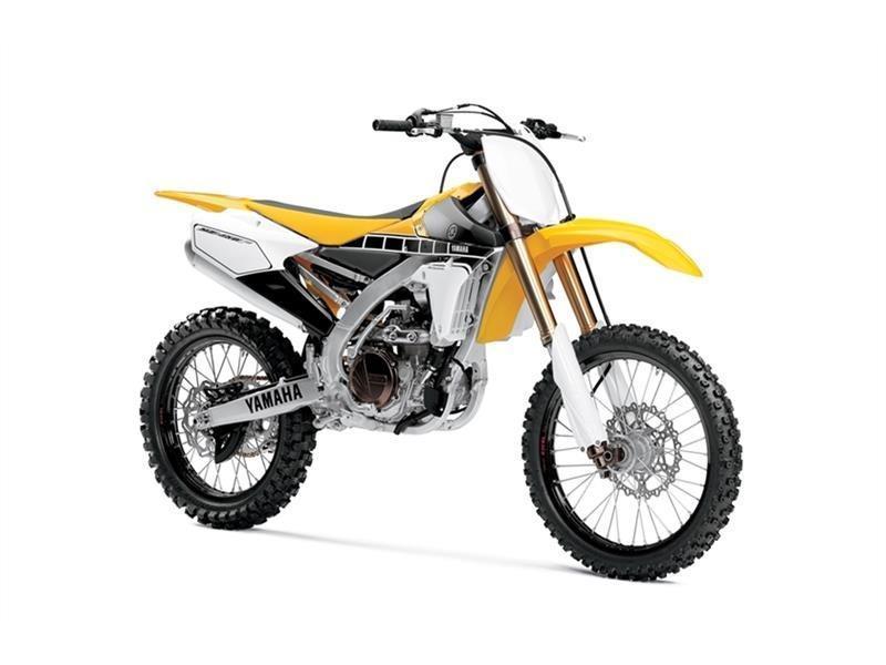 Yamaha Leftover YZ450F 2016