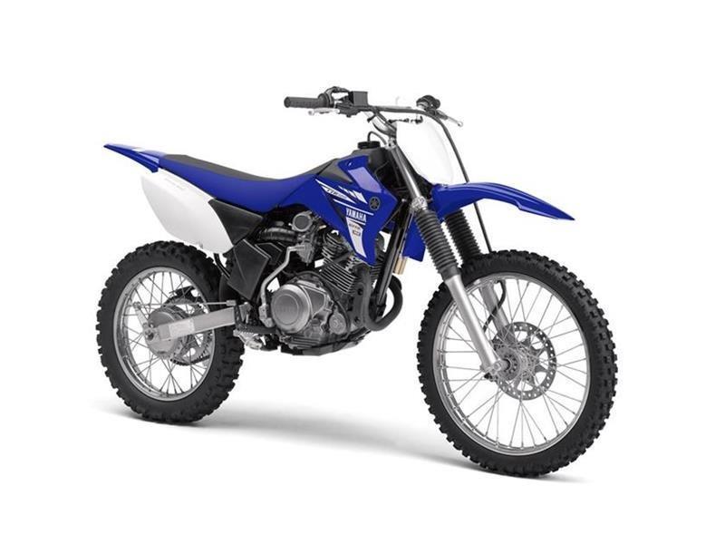 Yamaha Leftover TT-R125LE 2017