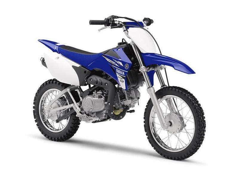 Yamaha Leftover TT-R110 2017