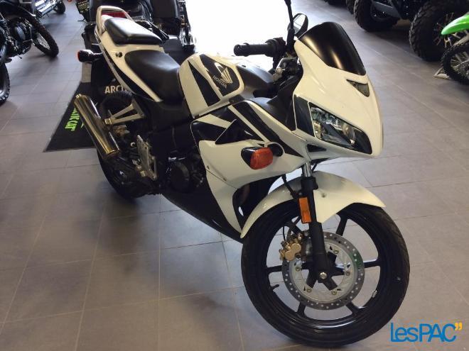 Honda CBR125R 2007 SPORT TOURING