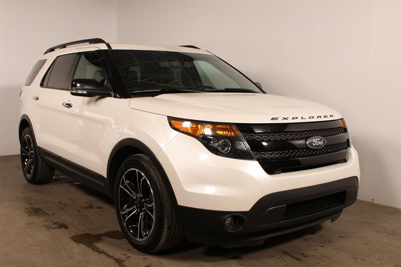 Ford Explorer 2014 4WD Sport #71481A
