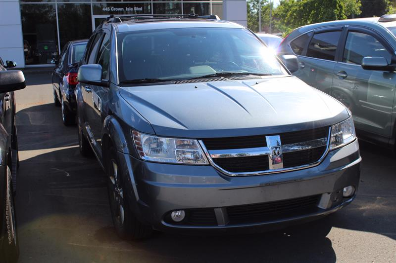 2010 Dodge Journey AWD 4dr R-T #11241A
