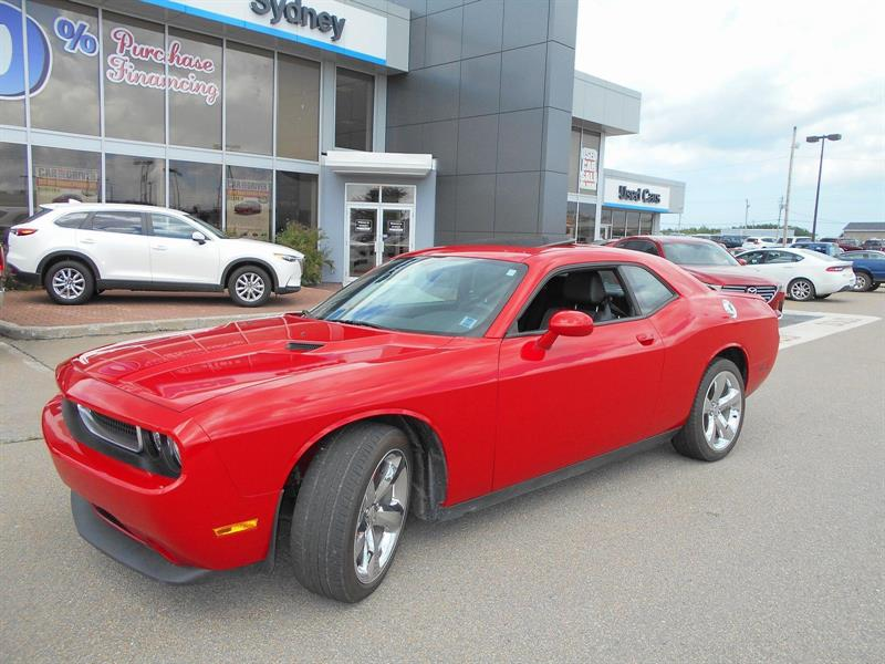 2014 Dodge Challenger SXT Plus #M17-218A