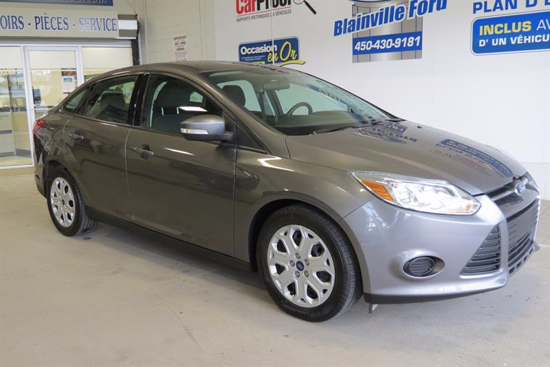Ford Focus 2013 SE 4 PORTES SEDAN. #217127