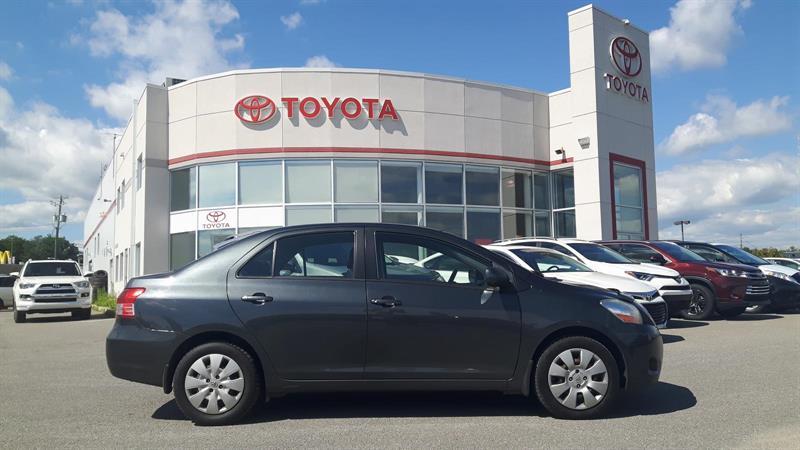 Toyota Yaris Sedan 2009 Base #11103
