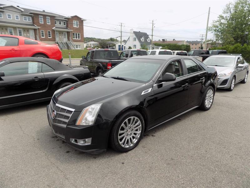 Cadillac CTS 2010 Sedan #AD37
